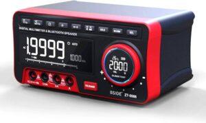 Multimètre Numérique, KKmoon 19999 Compteur Multimètre Multifonction True RMS