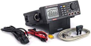MASTECH MS8040 Multimètre de table numérique professionnel True RMS