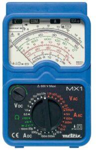 Multimètre analogique Metrix MX1