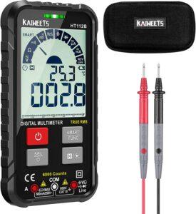 Multimètre Kaiweets HT112B