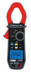 Chauvin Arnoux p01120925 F205 multimetre à pince
