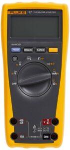 Multimètre numérique TRMS Fluke 177